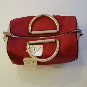 Inspired Duffle Bag Purse